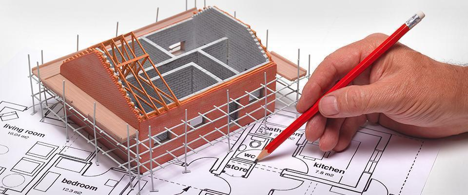 model domu w3D